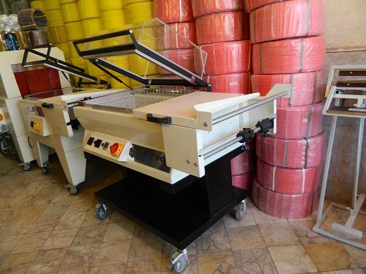دستگاه شرینک پک اتوماتیک - ماشین شرینگ پک اتوماتیک - شرینگ پک اتوماتیک
