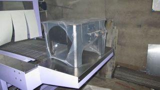 دستگاه شرینک پک صندوقی